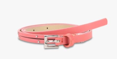 Vero Moda Pink Belt. Rs 995 at Jabong