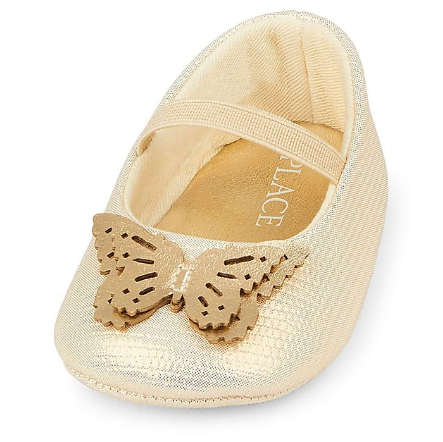 The Children's Place Baby Girls Butterfly Ballet Flat, Rs 1,499 on NNNOW