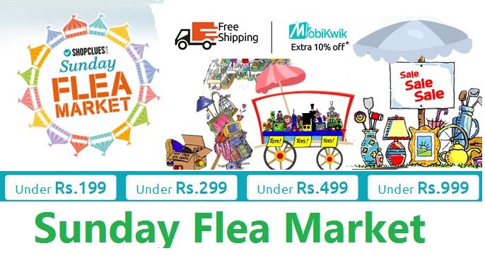 Shopclues-Sunday-Flea-Market