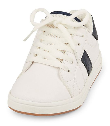 The Children's Place Boys Contrast Low-Top Jet Sneaker, Rs. 1,999 on NNNOW