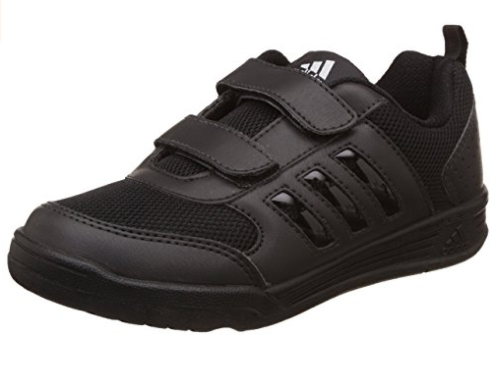 Adidas Black Formal Shoes, Rs 2,324 on Amazon
