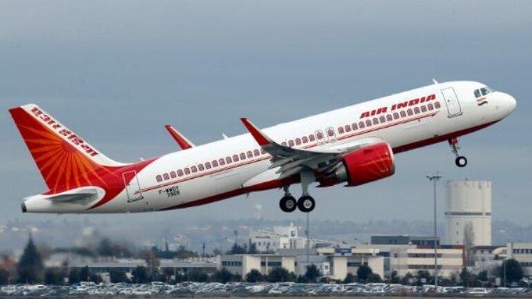 Flight to Goa