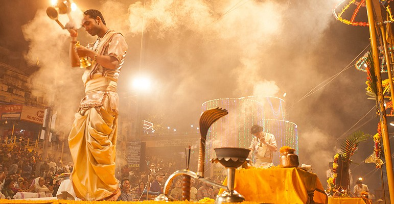 Varanasi Diwali Celebrations