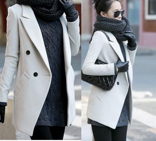 2017-Fashion-Autumn-Winter-Slim-fit-women-suit-blazer-wool-jacket-outerwear-overcoat-ladies-casual-blazer
