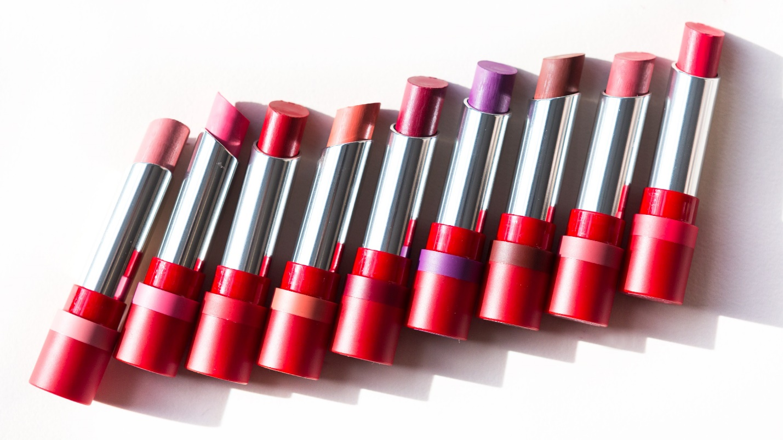 Rimmel Lipsticks
