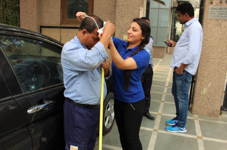 CashKaro Fights Delhi Smog