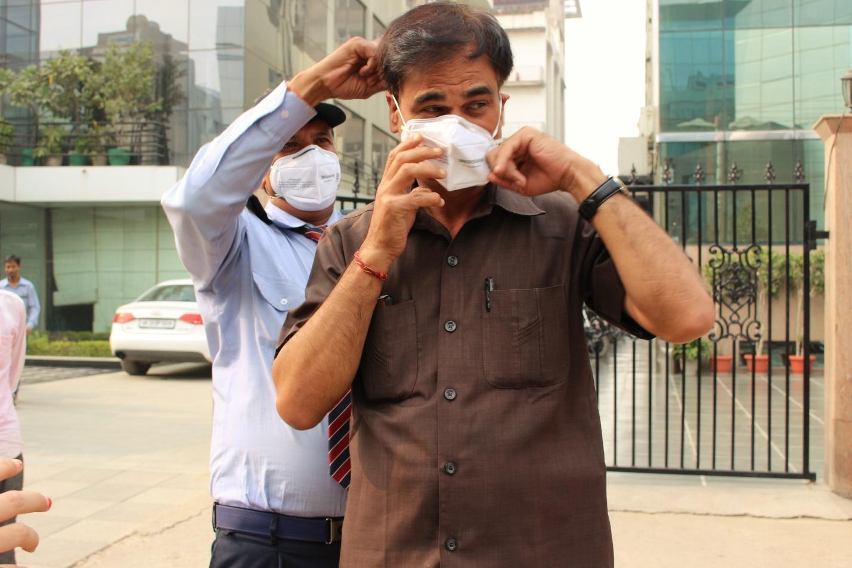Delhi smog CashKaro Help 7