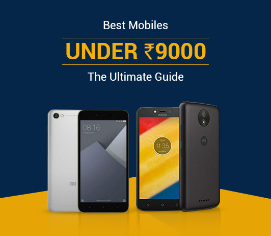 best phones under 9000