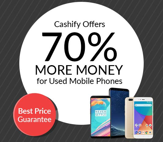 Cashify Cheaper than others