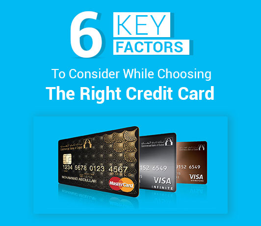 How To Choose A Credit Card