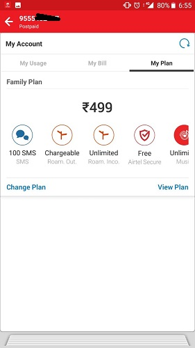 Airtel Postpaid Unlimited Plans