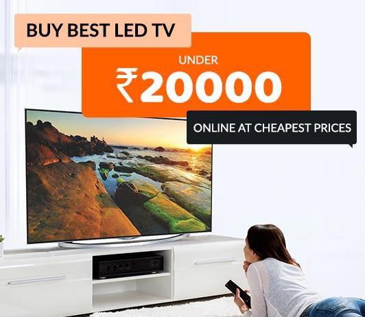Top LED TV Under 20000