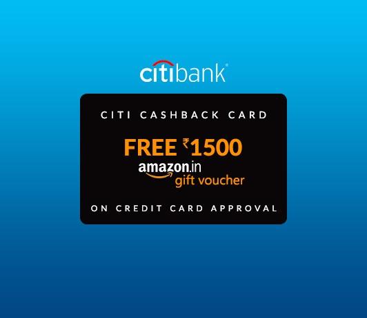 Citibank Credit Card Offer