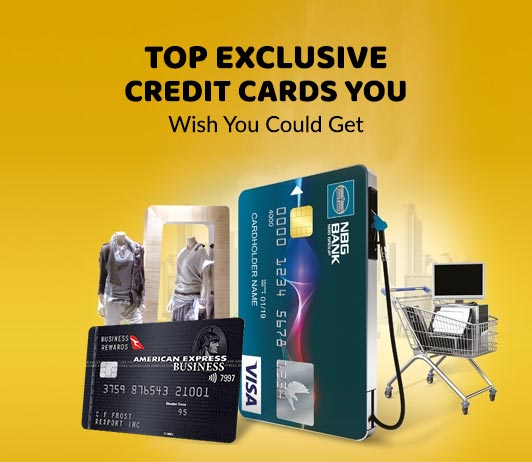 Most Exclusive Credit Cards in India 2019: Top Exclusive Invite Only Credit Cards