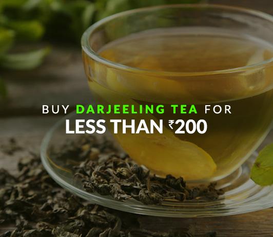 Darjeeling Tea Best Price and Offer