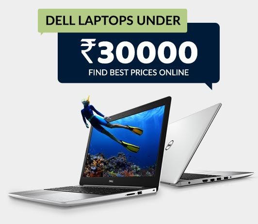 Top 5 Best Dell Laptops Under 30000