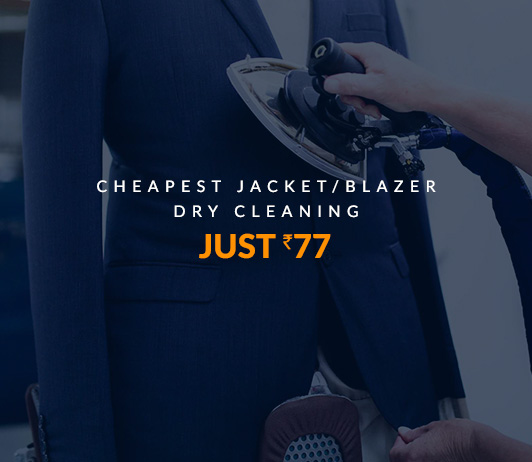 Jacket Blazer Dry Cleaning offer