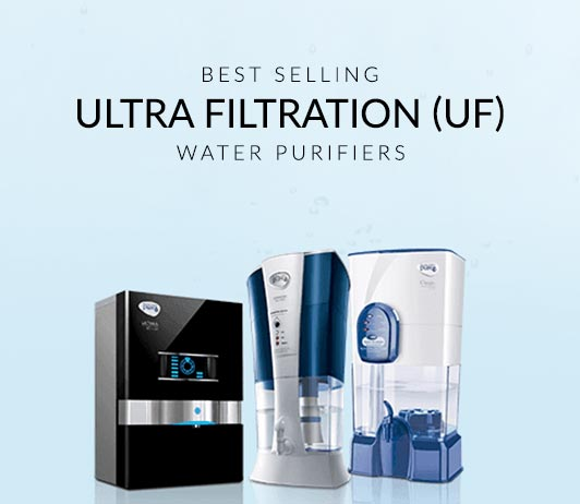 Gravity Based UF Water Purifier