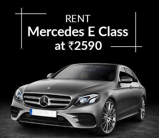 Mercedes Benz E Class for Rent