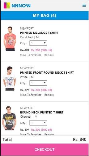 Newport T-Shirts NNNOW