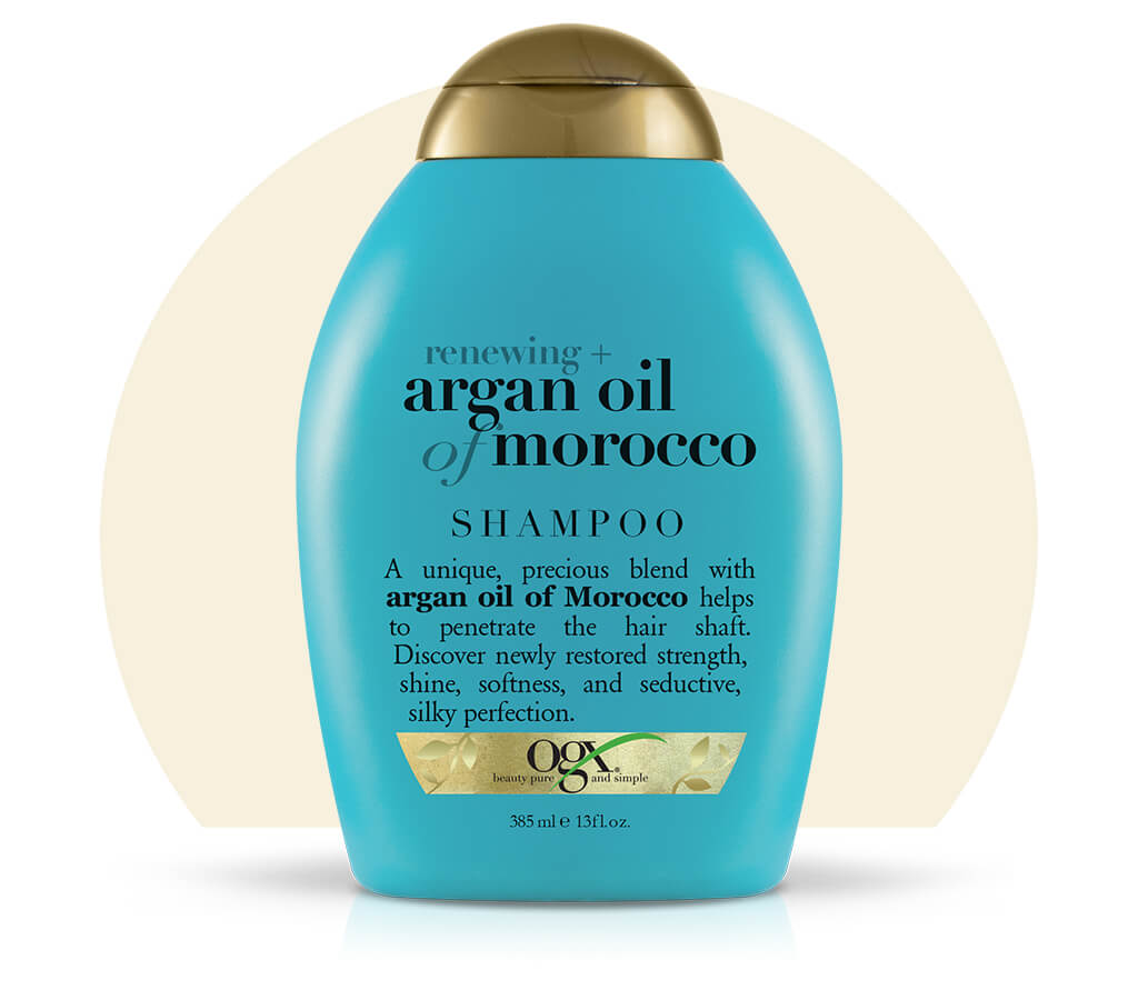 Organix Moroccan Argan Oil Shampoo review