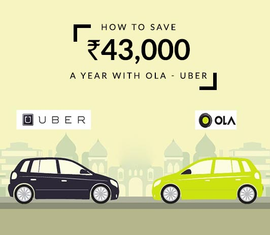 Owning Car vs Cab in India