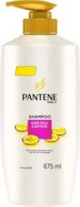 best anti hairfall shampoo - Pantene Pro V HairFall Control Shampoo