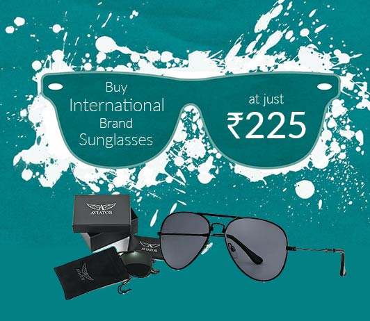 Sunglasses Crazy Deal