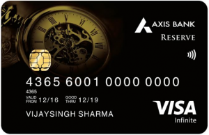 Axis Bank Black Card