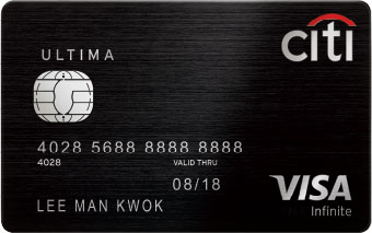 Citi Black Card