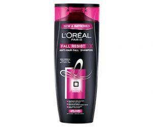 best anti hairfall shampoo - Loreal Paris Fall Resist 3X Shampoo Review