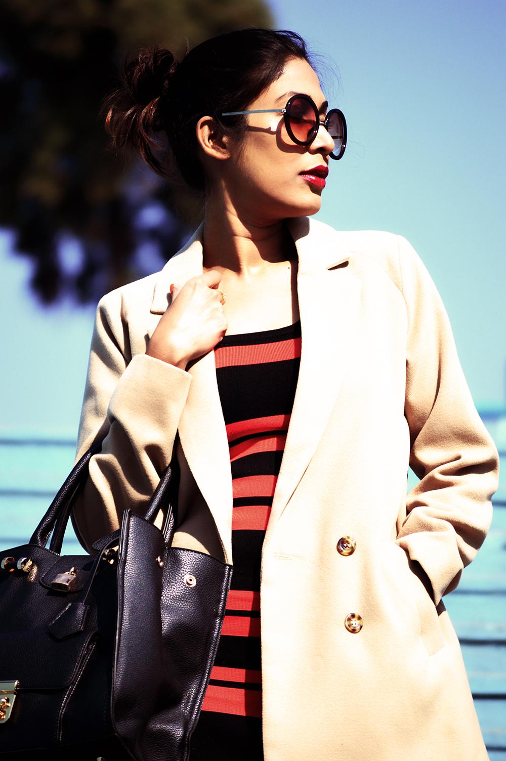 sarmistha style ovr coffee fashion1
