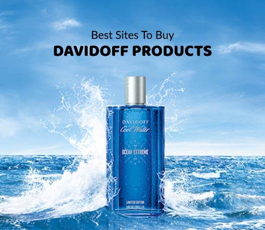 7 Best Sites To Buy Davidoff Fragrances