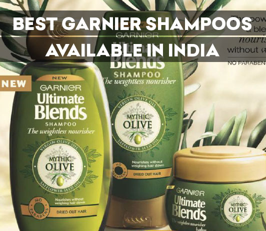 Best 10 Garnier Shampoos Available In India - Product Reviews & Ratings