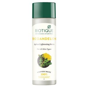 Biotique Bio Dandelion Lightening Serum