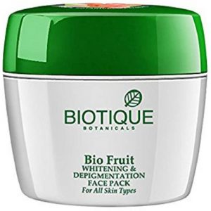 Biotique Bio Fruit Whitening and Depigmentation Face Pack