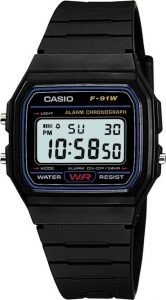 Casio Youth D002 Digital Men's Watch