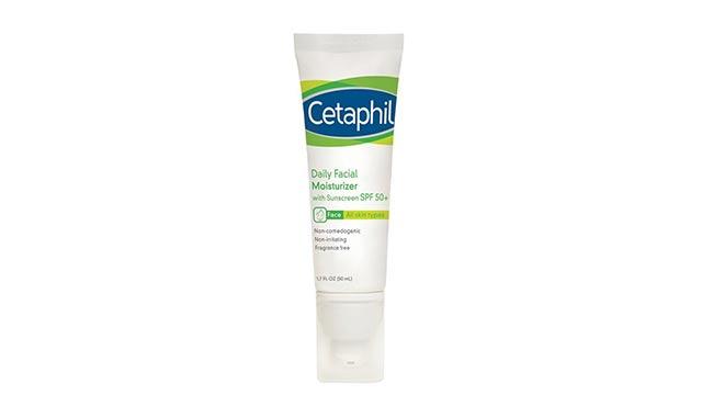 Cetaphil Uva-Uvb Defense Spf 50 Facial Moisturizer