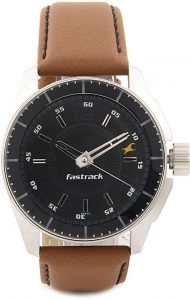 Best Fastrack Watches - Fastrack NG3089SL05 Black Magic Men's Watch