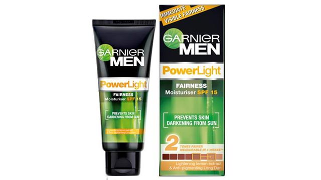 Garnier Men Power Light Fairness Moisturiser