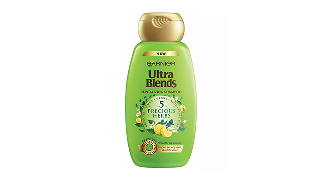 GarnierUltra Blends Revitalizing Shampoo