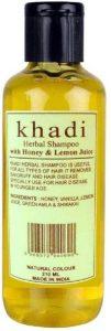 Khadi Honey & Lemon Natural Cleanser
