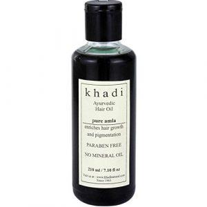 Khadi Natural Ayurvedic Pure Amla Hair Oil
