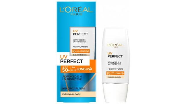 L'Oreal Paris UV Perfect SPF Spf50