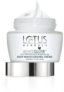 Lotus White Glow Face Cream