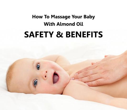 Almond Oil for Baby