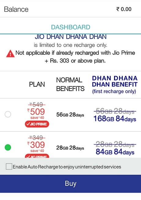 Reliance Jio App