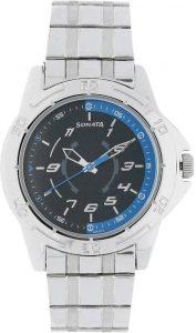 Sonata NG77001SM01AC Men's Watch