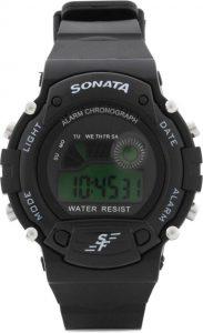 Sonata NG7982PP03J Men's Digital Watch