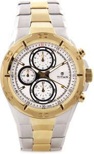 Titan Octane NH9308BM01 Men's Watch